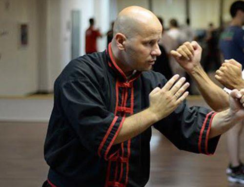 Goran Karaga – Kung Fu trener