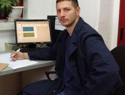 Vladimir Dinić – Kontrolor kvaliteta