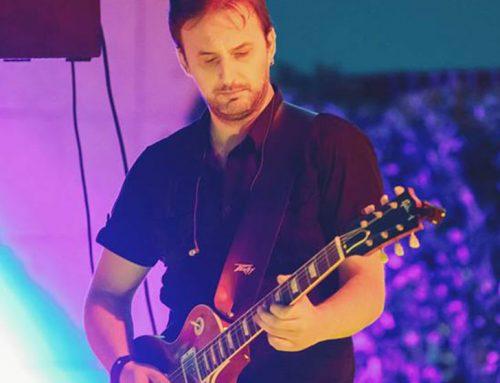 Ilija Stančević – Gitarista