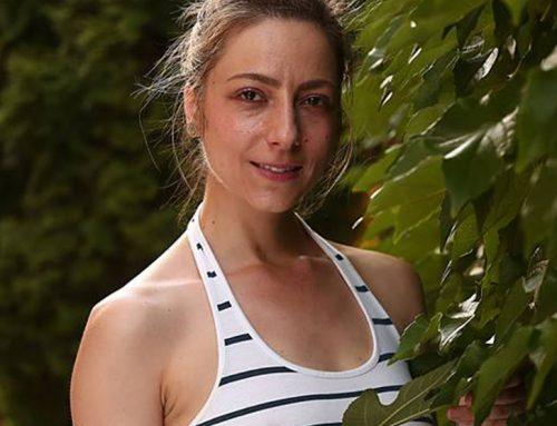 Ivana Đikić – Joga instruktor